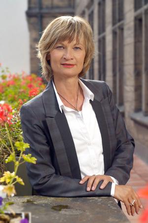 Oberbürgermeisterin Barbara Ludwig