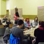 Beteiligung von Jugendlichen beim 2. World Cafe auf dem Sonnenberg, 2012