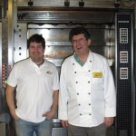 Portrait Bäckerei Meyer: Ronnie und Wolfgang Meyer