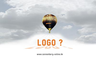 Postkarte: Logowettbewerb und Einladung zum World Cafe auf dem Sonnenberg, Entwurf: planart4