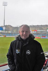 Sven-Uwe Kühn, Geschäftsführer der CFC - Marketing GmbH