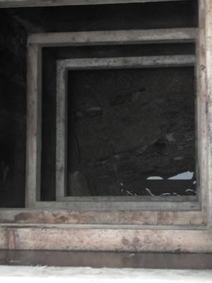 Fenster in die Erdgeschichte, Chemnitz Sonnenberg, 2012