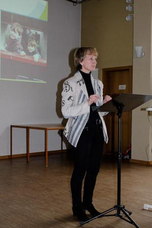 Fachforum: Eigentümer im Quartier: Referentin Frau Baubürgermeisterin Petra Wesseler, Stadt Chemnitz