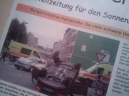 Sonnenberger-Aufmacher Hainstraße