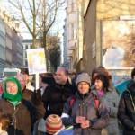 Marsch vom Sonnenberg