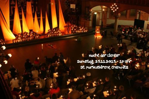 Nacht der Lichter 2012