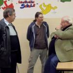 Hellfried Malech, Sebastian Nikolitsch, Werner Thiele