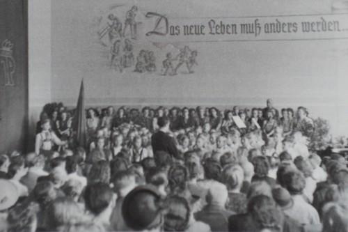Schulversammlung