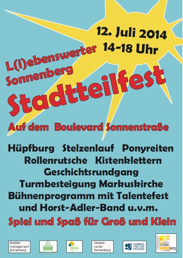 Stadtteilfest2014
