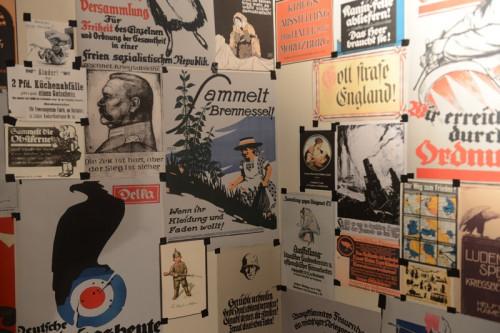 Plakate im 1. Weltkrieg