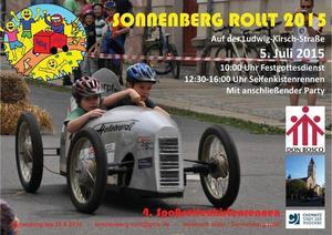 Sonnenberg rollt 2015