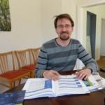 Ulrich Weiser im Co-Workingspace KabinettStückchen