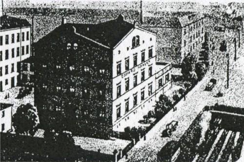 Villa Dresdner Str. 36