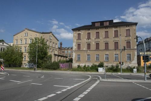Dresdner Str. Nr. 34 und 36