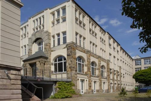 Georg-Landgraf-Haus heute