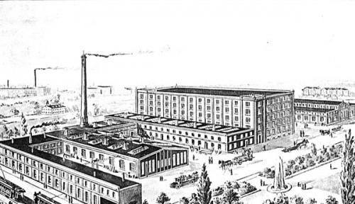 Werkzeugmaschinenfabrik
