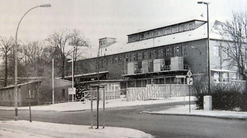 Betrieb Forststr. 16 zu DDR-Zeiten