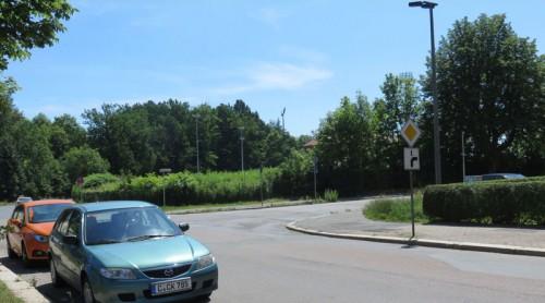 Abbruchfläche Forststr. 13