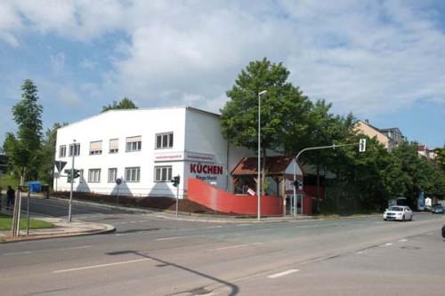 Standort heute Heinrich-Schütz-Str.