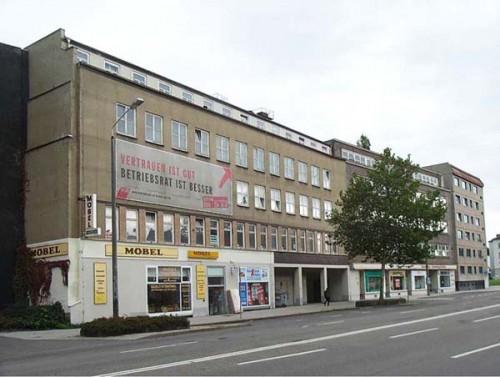 Standort Augustusburger Str. heute