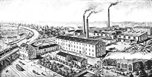 Maschinenbaustandort Augustusburger Str.