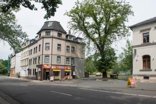 Standort heute Augustusburger Straße