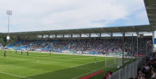 Osttribüne - 01.08.2015 - FC Hansa 130