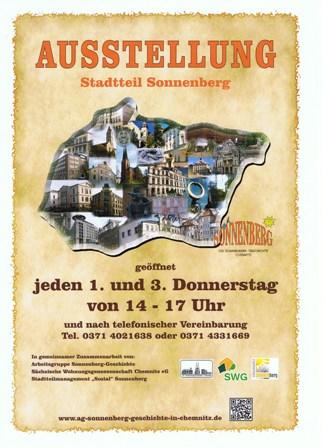 Plakat Sonnenstr